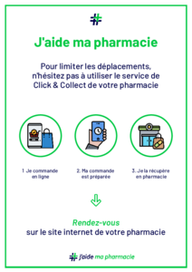 Click & Collect des pharmacies